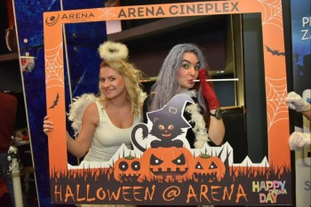 HALLOWEEN @ ARENA CINEPLEX