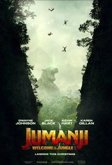 Džumandži: Dobrodošli u džunglu