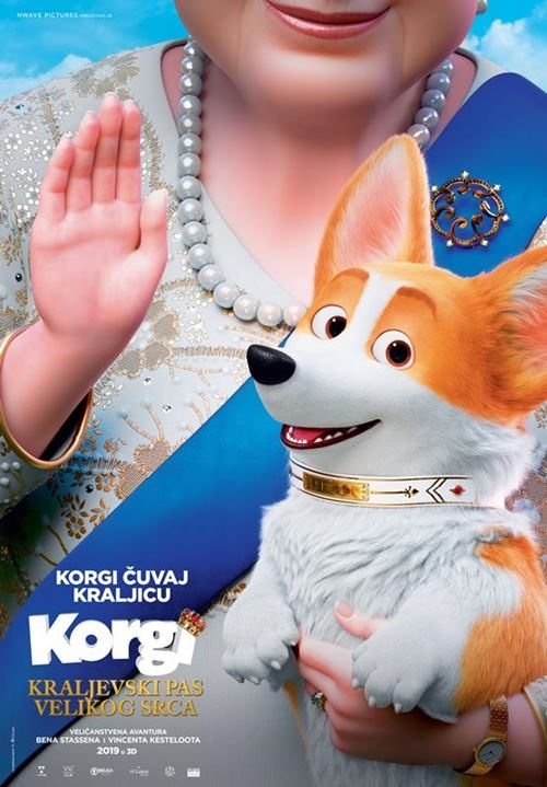 Korgi: Kraljevski pas velikog srca (sinhronizovano)
