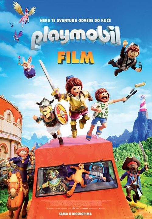 Playmobil Film (sinhronizovano)
