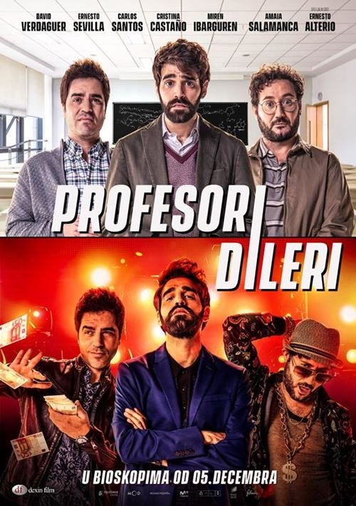 Profesori i dileri
