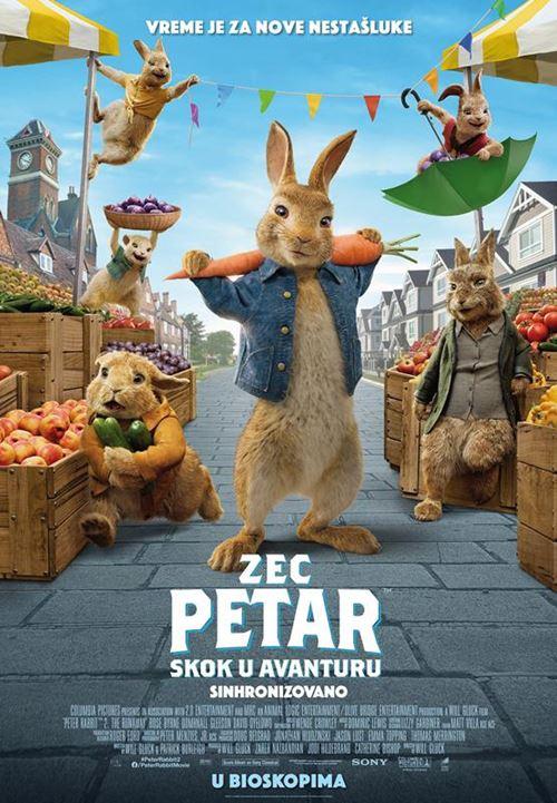 Zec Petar: Skok u avanturu (sinhronizovano)