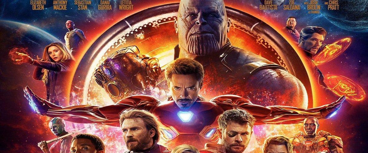 Osvetnici: Rat beskraja u kojem će se sresti svi likovi Marvelovog filmskog univerzuma!