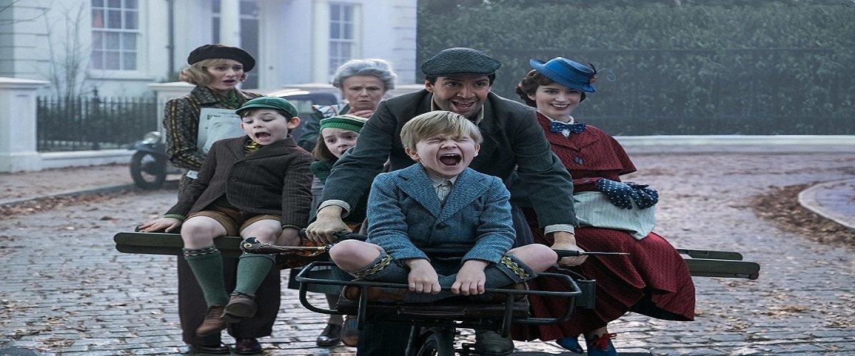 Ne propustite sjajnu porodičnu zabavu uz novi Diznijev film Povratak Meri Popins!