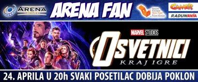 Arena Fan